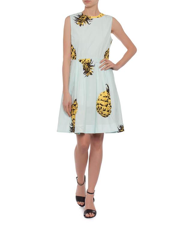 женская платье MSGM, сезон: лето 2015. Купить за 17000 руб. | Фото 3