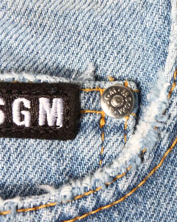 женская шорты MSGM, сезон: лето 2015. Купить за 14200 руб. | Фото 4