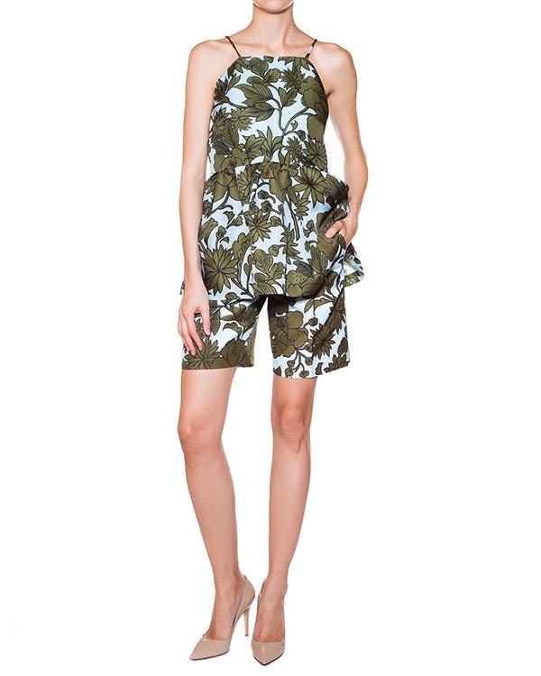 женская шорты MSGM, сезон: лето 2015. Купить за 8400 руб. | Фото 3