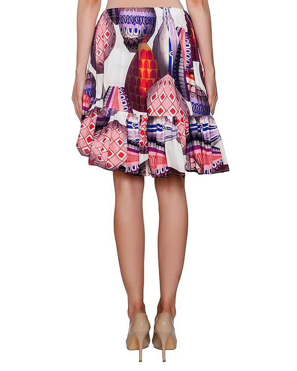 женская юбка MSGM, сезон: лето 2016. Купить за 12100 руб. | Фото 2