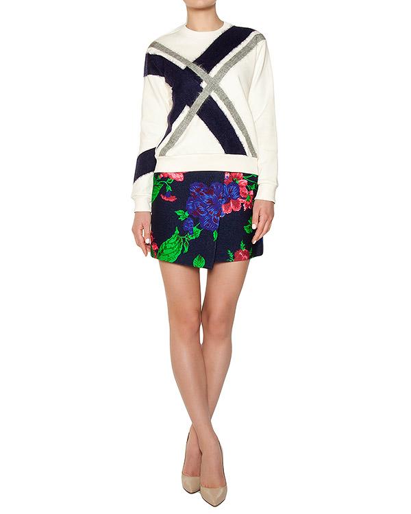 женская юбка MSGM, сезон: зима 2016/17. Купить за 11800 руб.   Фото $i