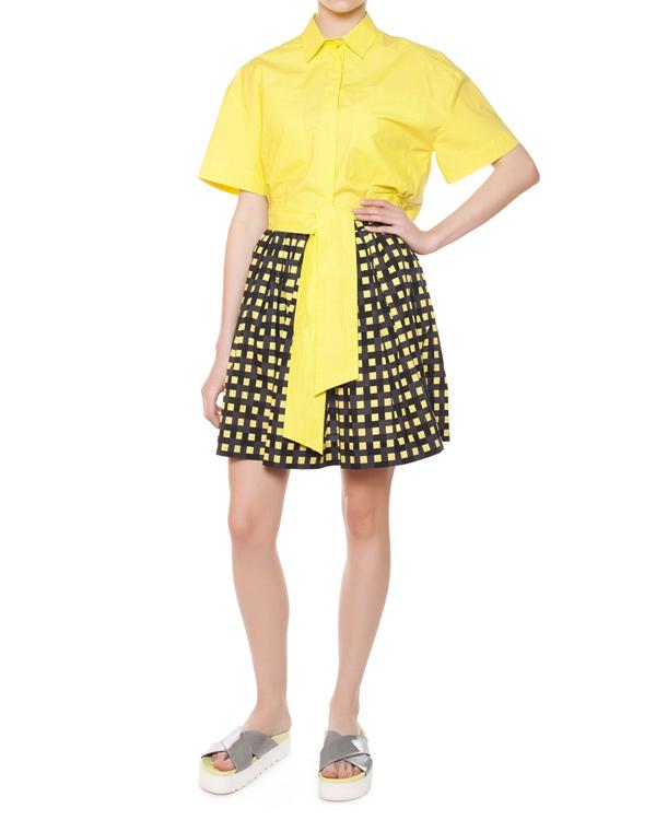 женская юбка MSGM, сезон: лето 2015. Купить за 10500 руб. | Фото 3