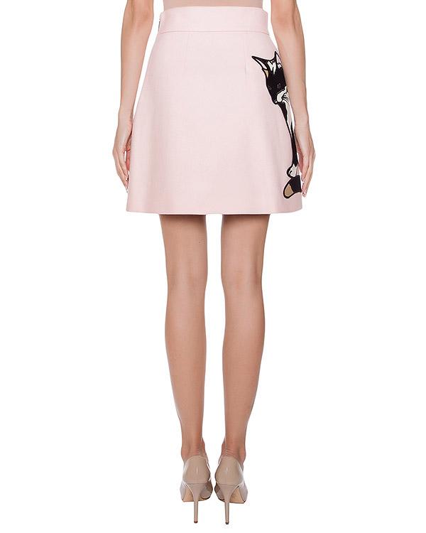 женская юбка MSGM, сезон: зима 2016/17. Купить за 12800 руб. | Фото 2