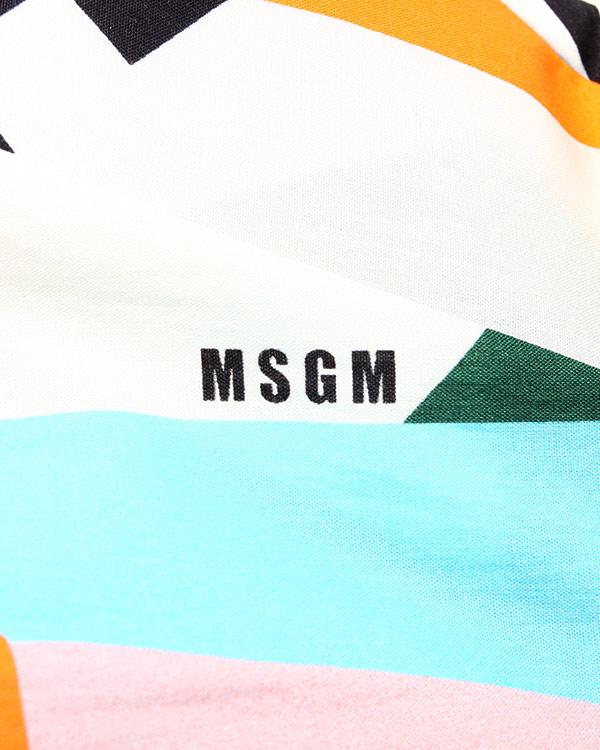 женская юбка MSGM, сезон: лето 2015. Купить за 18100 руб. | Фото 4