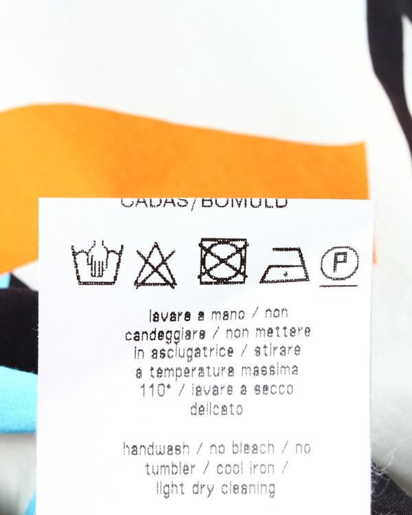 женская юбка MSGM, сезон: лето 2015. Купить за 18100 руб. | Фото 5
