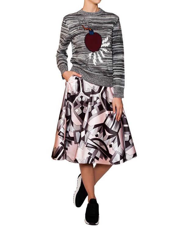 женская юбка MSGM, сезон: зима 2015/16. Купить за 16600 руб. | Фото $i