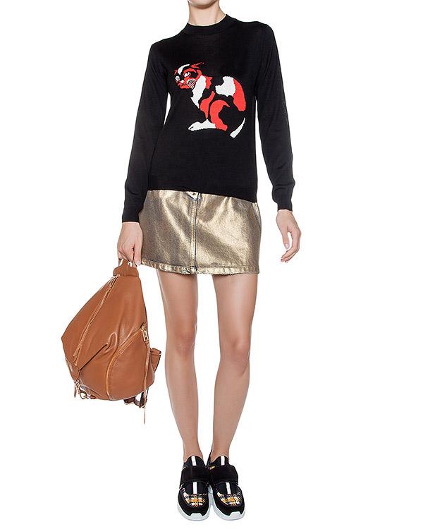 женская юбка MSGM, сезон: зима 2016/17. Купить за 9300 руб. | Фото 3