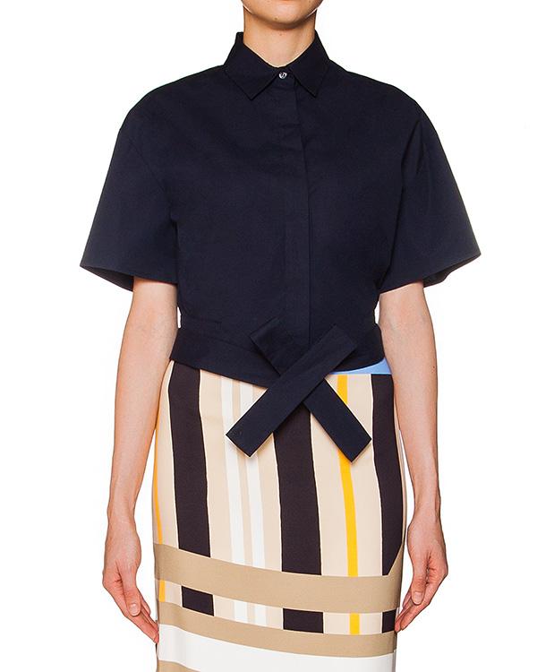 женская блуза MSGM, сезон: лето 2016. Купить за 10400 руб. | Фото 1