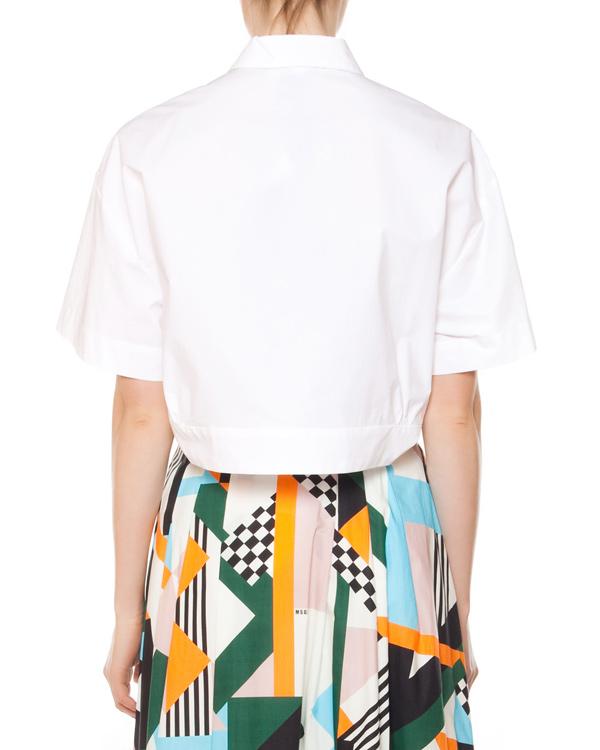 женская рубашка MSGM, сезон: лето 2015. Купить за 9600 руб. | Фото 2
