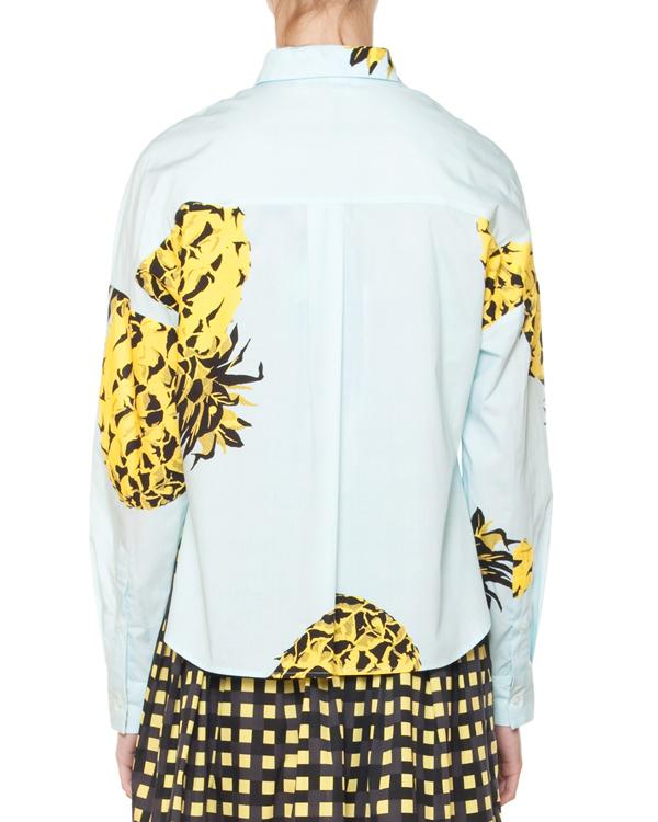 женская блуза MSGM, сезон: лето 2015. Купить за 10900 руб. | Фото 2