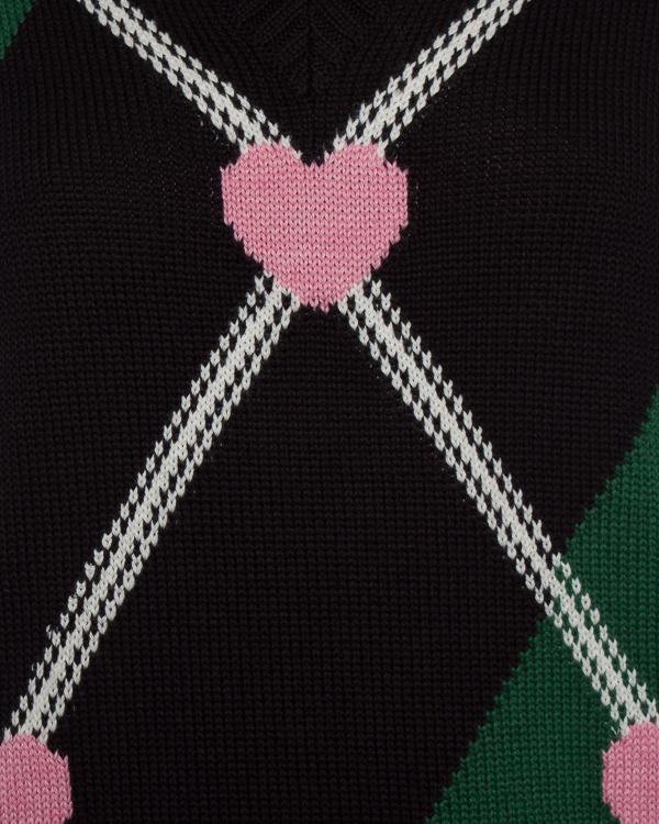 женская пуловер MSGM, сезон: зима 2017/18. Купить за 31700 руб. | Фото $i
