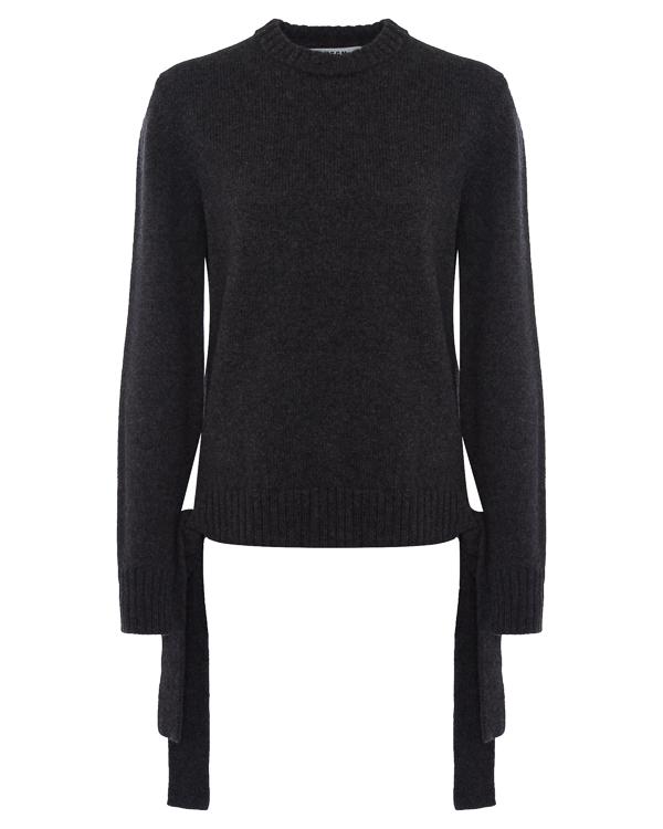 свитер из шерсти и кашемира с завязками артикул MDM146-1 марки MSGM купить за 25700 руб.