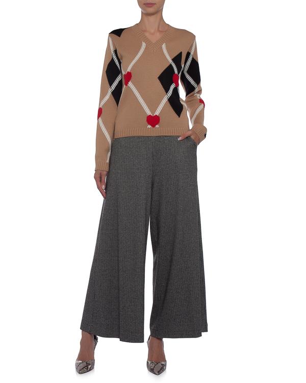 женская пуловер MSGM, сезон: зима 2017/18. Купить за 25100 руб. | Фото $i