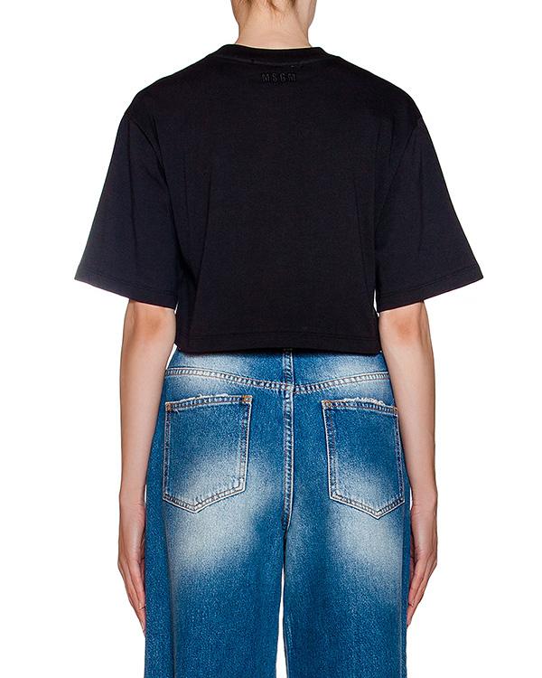 женская футболка MSGM, сезон: лето 2016. Купить за 5100 руб. | Фото 2