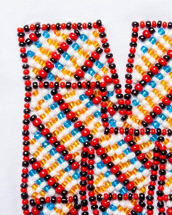 женская футболка MSGM, сезон: лето 2016. Купить за 10400 руб. | Фото 4