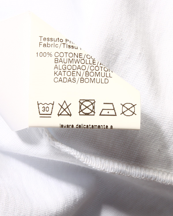 женская футболка MSGM, сезон: лето 2015. Купить за 3200 руб. | Фото $i
