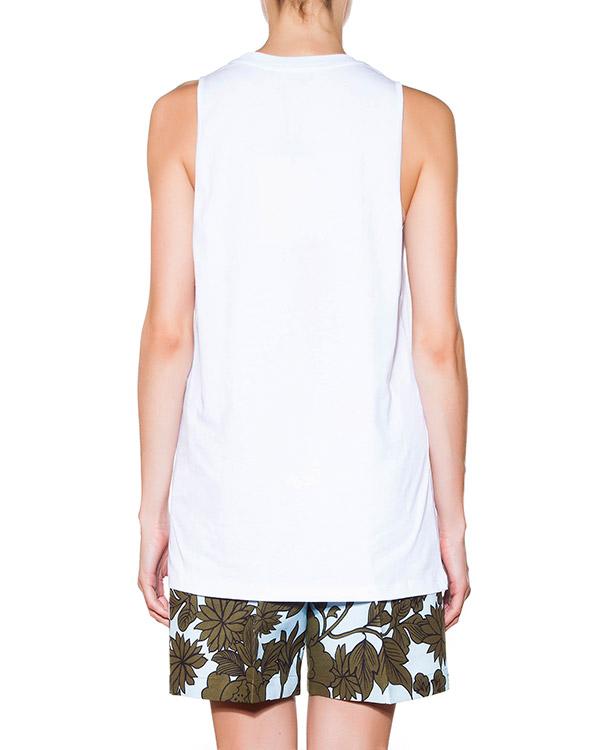 женская футболка MSGM, сезон: лето 2015. Купить за 2700 руб. | Фото $i