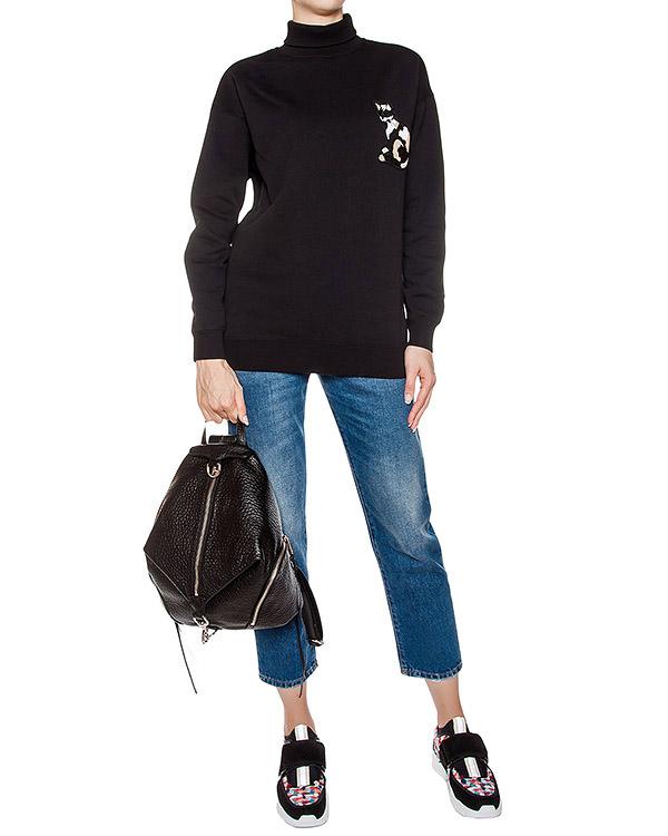 женская джинсы MSGM, сезон: зима 2016/17. Купить за 12500 руб. | Фото 3