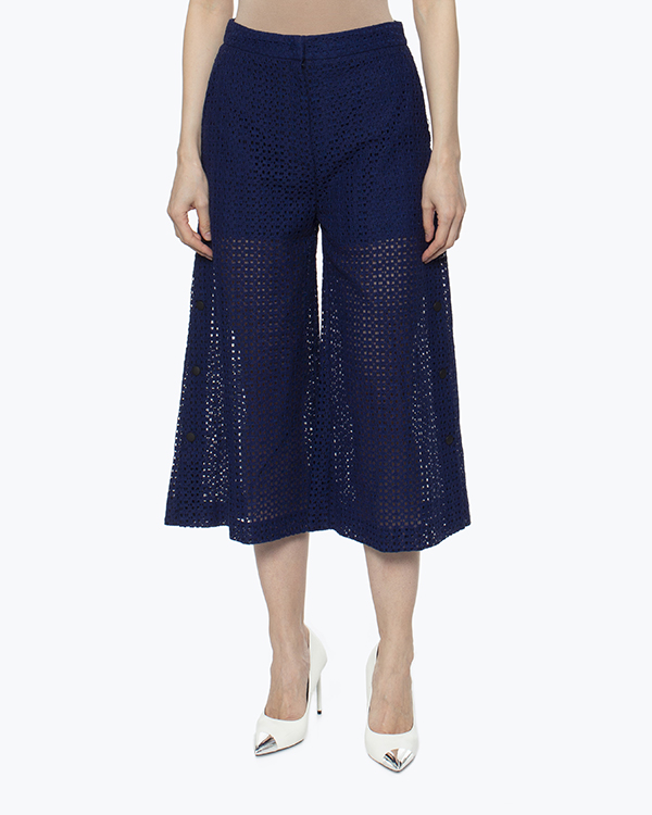 женская брюки MSGM, сезон: лето 2016. Купить за 13600 руб. | Фото 3