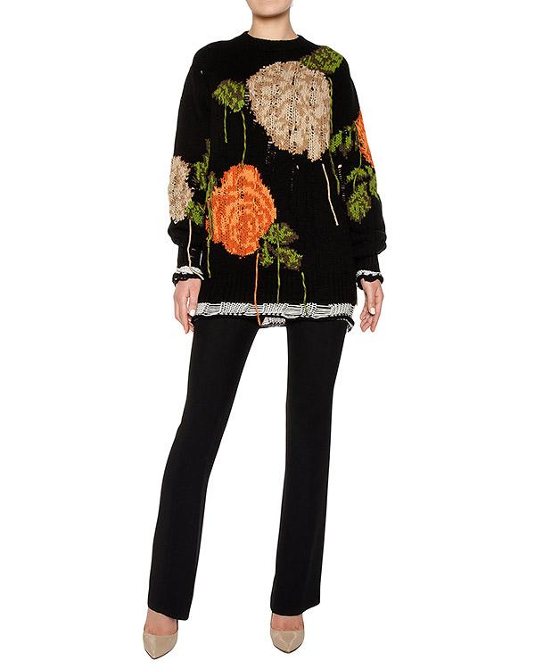женская брюки MSGM, сезон: зима 2016/17. Купить за 10100 руб. | Фото $i