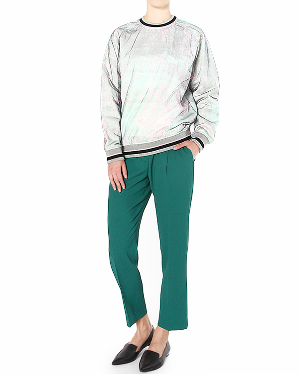 женская брюки MSGM, сезон: зима 2014/15. Купить за 8900 руб. | Фото 3