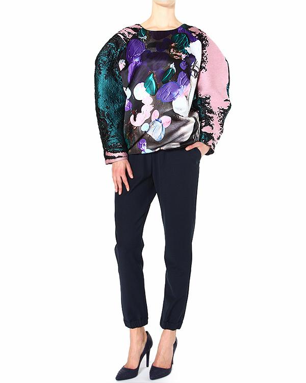 женская брюки MSGM, сезон: зима 2014/15. Купить за 8200 руб. | Фото 3