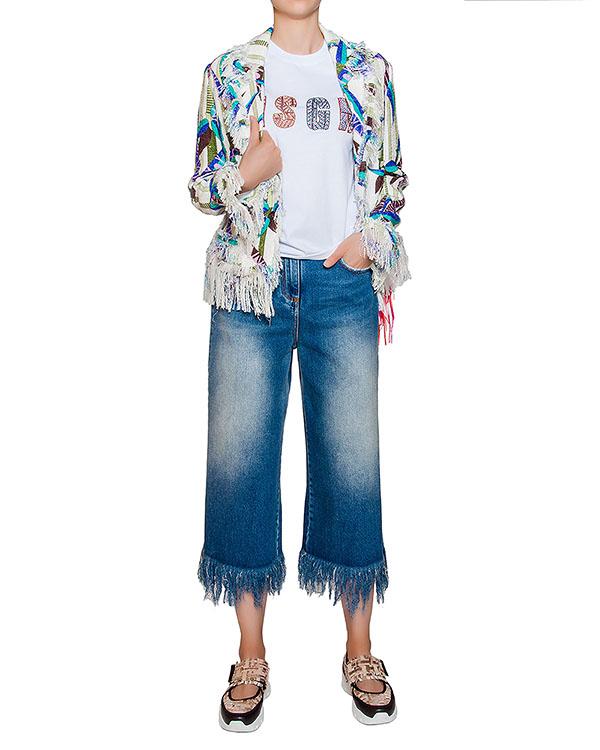 женская джинсы MSGM, сезон: лето 2016. Купить за 8200 руб. | Фото 3