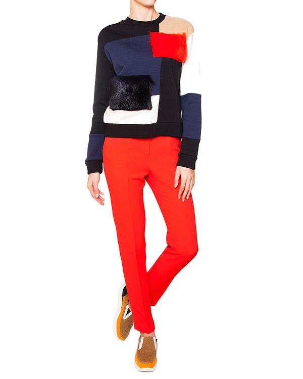 женская брюки MSGM, сезон: зима 2015/16. Купить за 10600 руб. | Фото 3