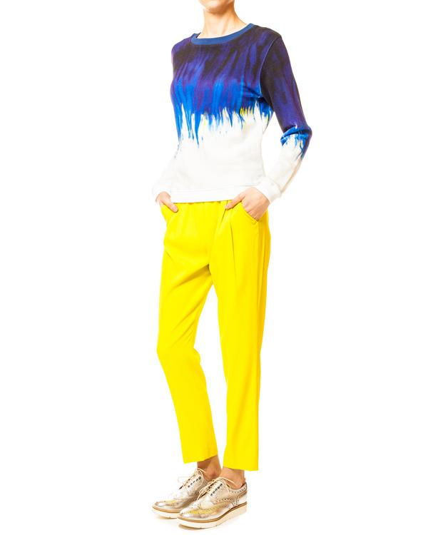 женская брюки MSGM, сезон: лето 2014. Купить за 6200 руб. | Фото $i