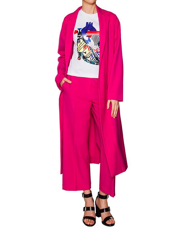 женская брюки MSGM, сезон: лето 2016. Купить за 9200 руб. | Фото 3