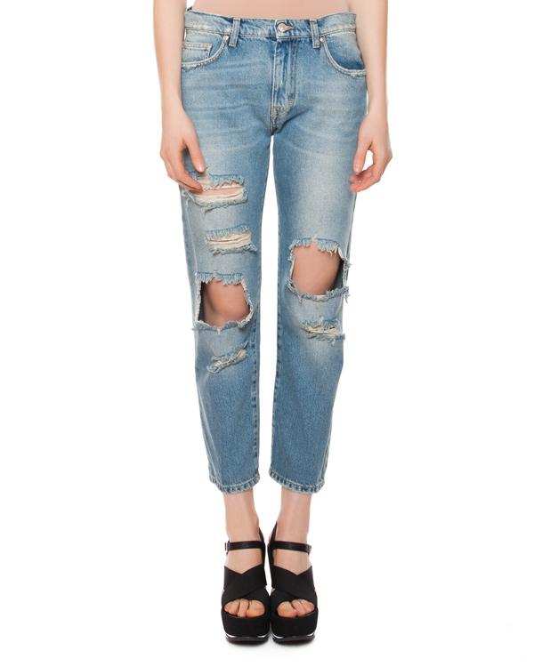 женская джинсы MSGM, сезон: лето 2015. Купить за 8800 руб. | Фото 1