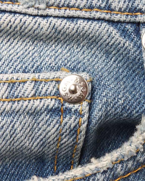 женская джинсы MSGM, сезон: лето 2015. Купить за 8800 руб. | Фото 4