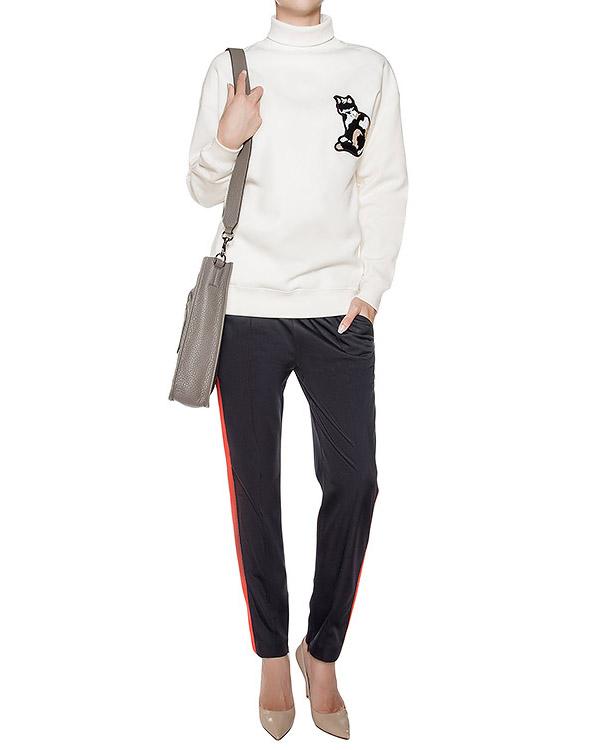 женская брюки MSGM, сезон: зима 2016/17. Купить за 8500 руб. | Фото $i