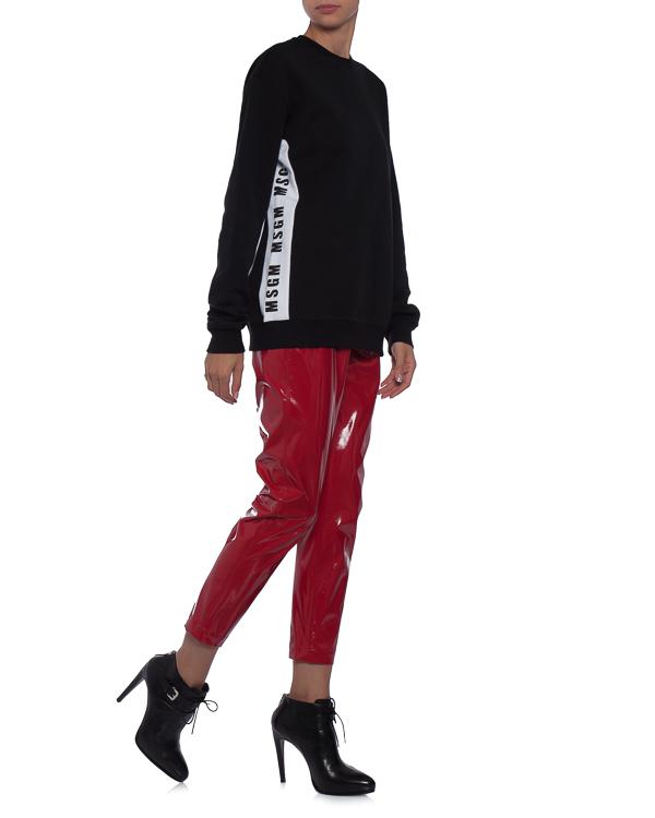 женская брюки MSGM, сезон: зима 2017/18. Купить за 23600 руб. | Фото $i