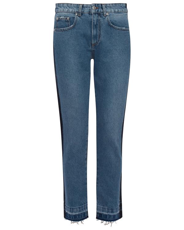 джинсы Boyfriend из плотного денима артикул MDP61L марки MSGM купить за 17900 руб.