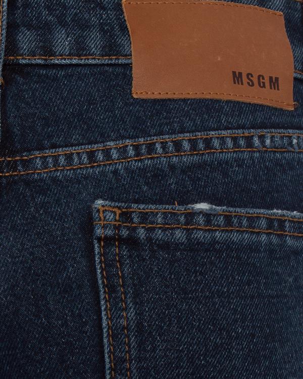 женская джинсы MSGM, сезон: зима 2017/18. Купить за 17900 руб. | Фото $i