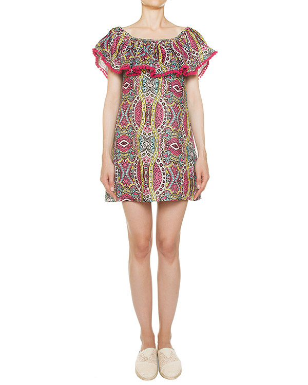 платье  артикул MEGGIE-YODI25 марки MC2 Saint Barth купить за 11800 руб.