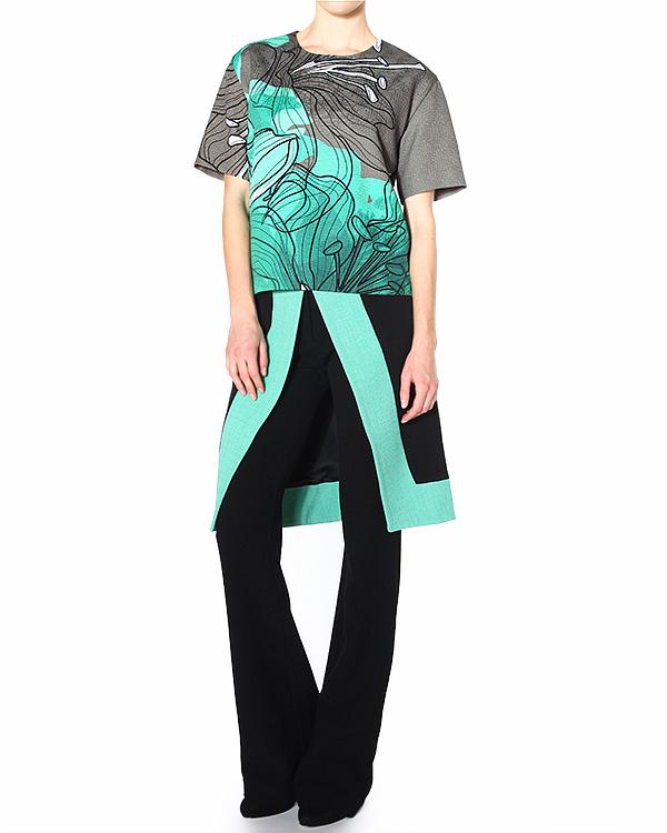 женская брюки Marcobologna, сезон: зима 2014/15. Купить за 16200 руб. | Фото 3