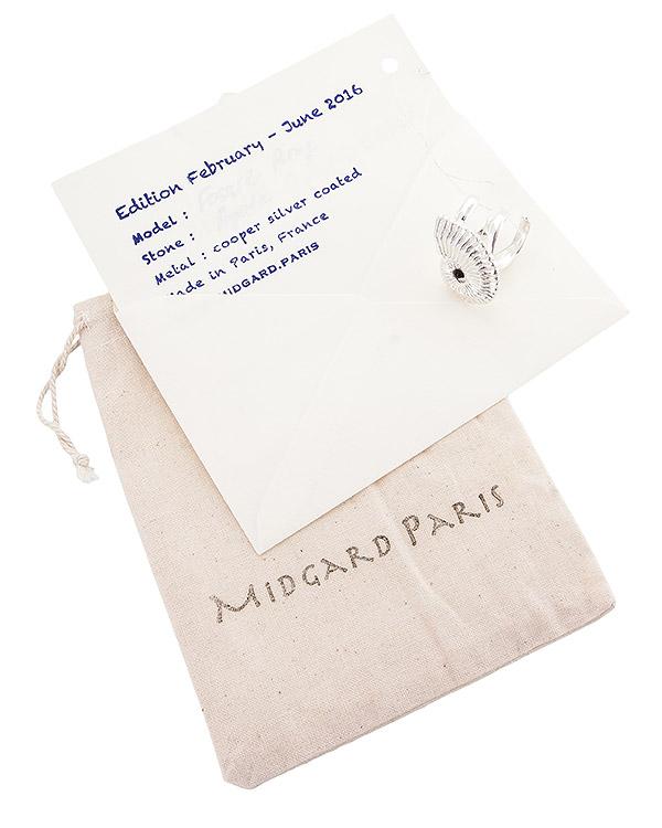 аксессуары кольцо MIDGARD, сезон: зима 2016/17. Купить за 20000 руб. | Фото 5