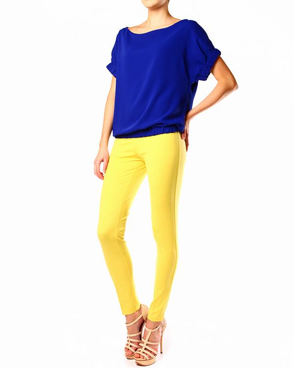 женская брюки P.A.R.O.S.H., сезон: лето 2014. Купить за 3700 руб. | Фото 3
