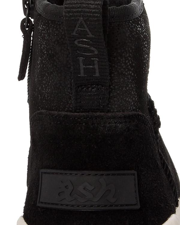 женская сапоги ASH, сезон: зима 2016/17. Купить за 7500 руб. | Фото 4