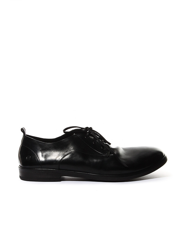 ботинки из натуральной гладкой кожи артикул MM1427 марки Marsell купить за 24300 руб.