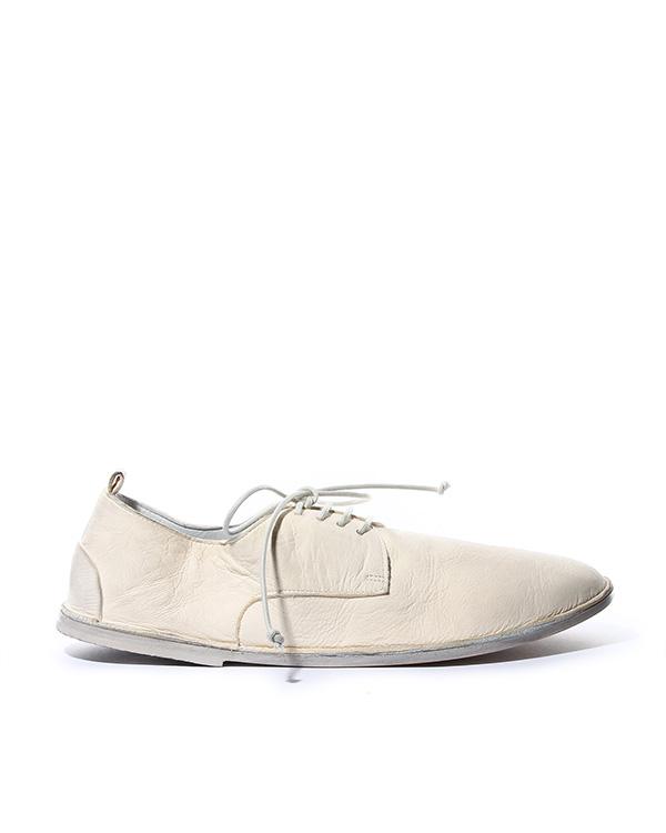 туфли из натуральной мягкой кожи артикул MM1449M марки Marsell купить за 20900 руб.