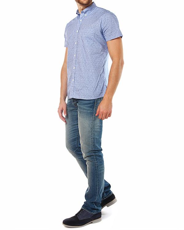 мужская рубашка CAPRI, сезон: лето 2014. Купить за 5600 руб. | Фото 3