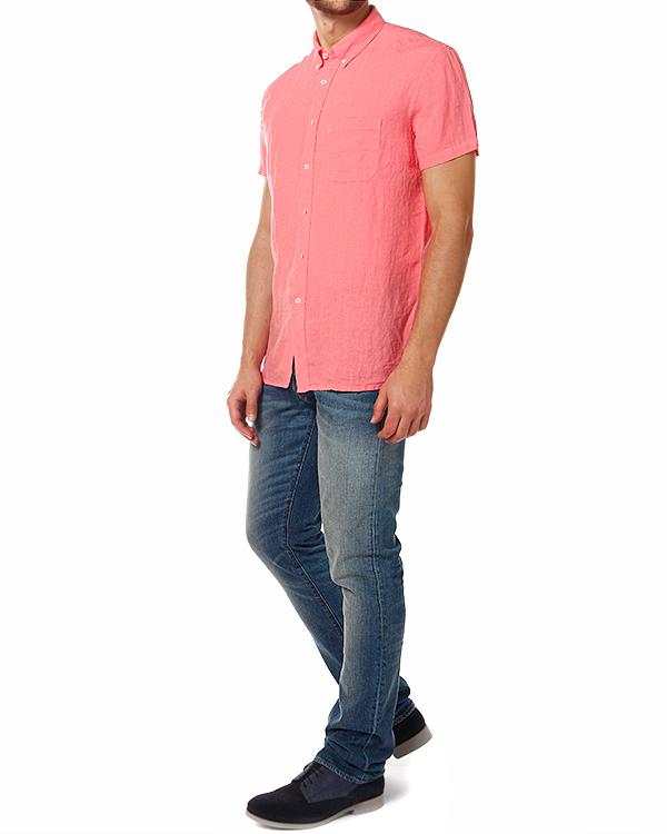 мужская рубашка CAPRI, сезон: лето 2014. Купить за 4300 руб. | Фото 3