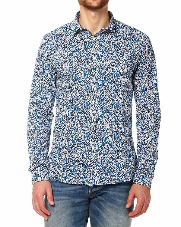 мужская рубашка CAPRI, сезон: лето 2014. Купить за 6500 руб. | Фото 1