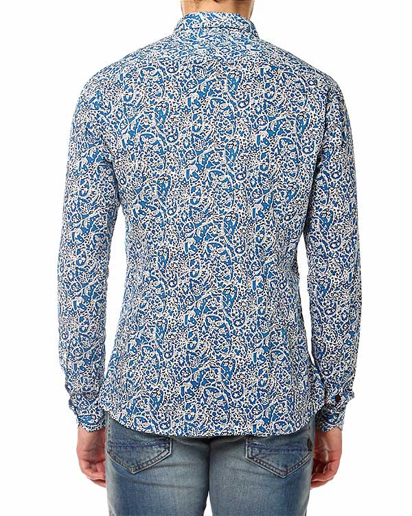 мужская рубашка CAPRI, сезон: лето 2014. Купить за 6500 руб. | Фото 2