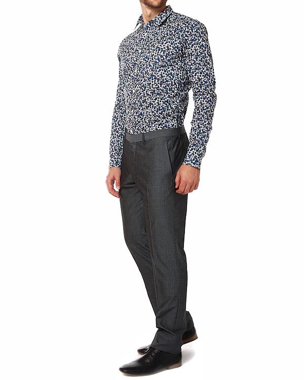 мужская рубашка CAPRI, сезон: лето 2014. Купить за 6500 руб. | Фото 3