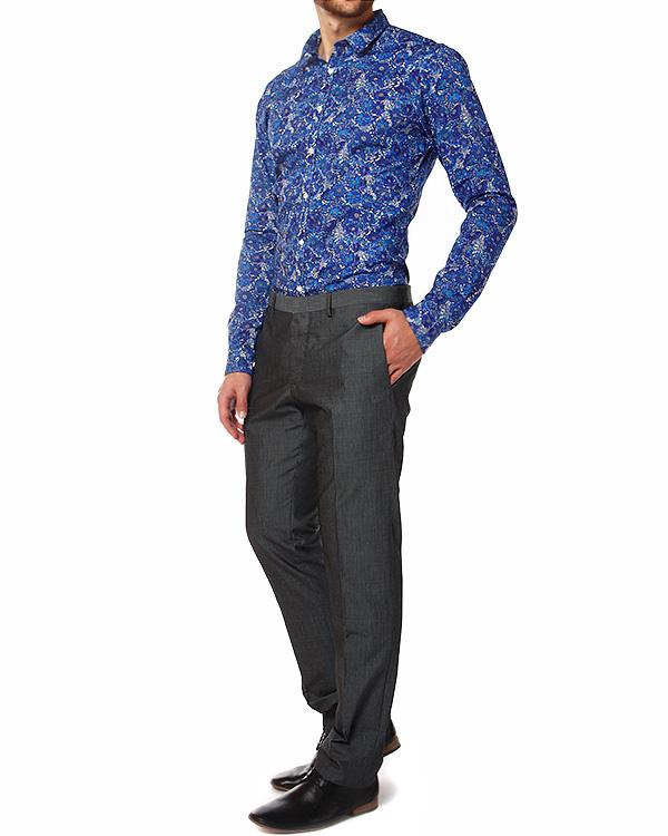 мужская рубашка CAPRI, сезон: лето 2014. Купить за 3900 руб. | Фото 3