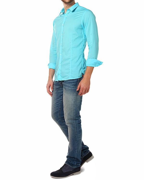 мужская рубашка CAPRI, сезон: лето 2014. Купить за 4400 руб. | Фото 3